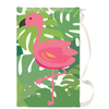 Image of Tropical Flamingo Beach Duffel Bag