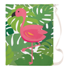Image of Tropical Flamingo Beach Duffel