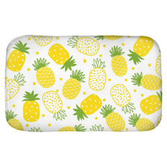 Pineapples Bath Mat