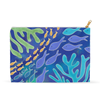 Image of Coral Life Accessory Pouch