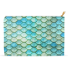 Image of Mermaid Scales Accessory Pouch
