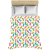 Image of Beach Flip Flops Duvet Bed Cover
