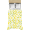 Image of Happy Little Yellow Pineapples Tropical Duvet Covers