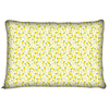 Image of Yellow Pineapple Pattern Beach Dog Pet Bed