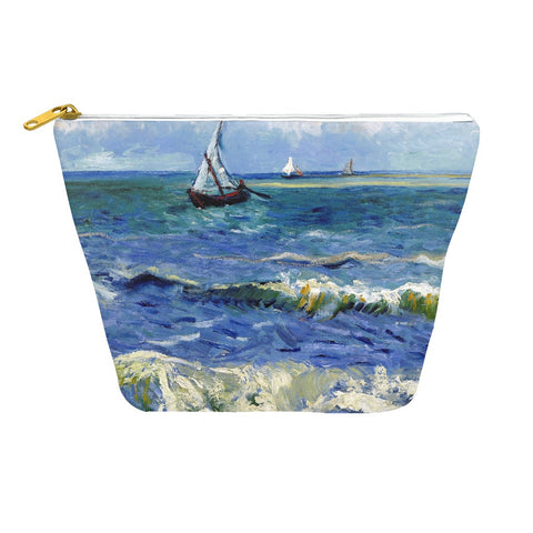 Ocean Painting Travel Organizer
