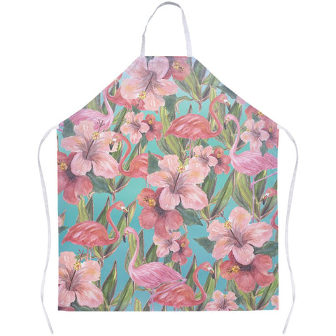Flamingo Beach Apron