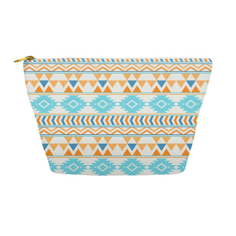 Aztech Beach Teal Accessory Pouch