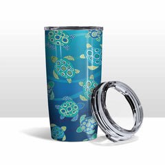 Sea Turtles Insulated Stainless Steel Tumbler 20 ounce