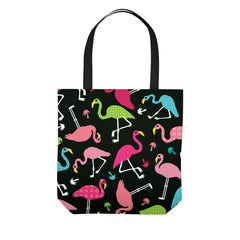 Flamingo Party Tote Bag