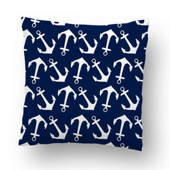 Anchors Indoor Throw Pillow Cover