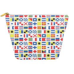 Maritime Nautical Flags Travel Organizer
