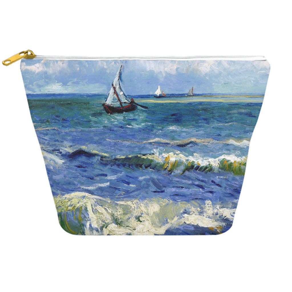 Ocean Painting Dopp Kit