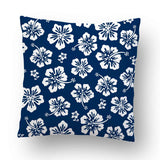 Hibiscus Indoor Throw Pillow Cover