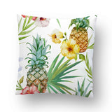 Pineapple Tropical Indoor Throw Pillow Cover