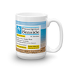 Image of Personalized Prescription Beach Mug