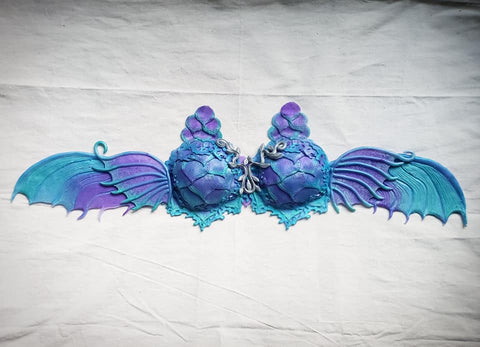 Fairy Mermaid Top By Syren Couture