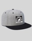 SwingKong Authentic Patch Hat