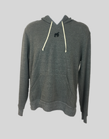 SwingKong Grey Eco-Fleece Hoodie