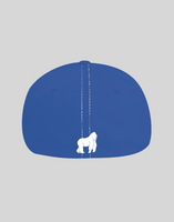 SwingKong Royal Name Fitted Fabric Hat