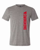 SwingKong Triblend Vertical T