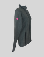 SwingKong Ladies Grey Full Zip Jacket