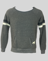 SwingKong Ladies Grey Eco-Fleece Sweatshirt
