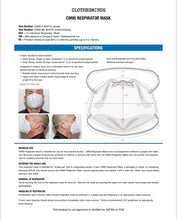 BARELY BROKE N95 ESSENTIAL WORKER MASK