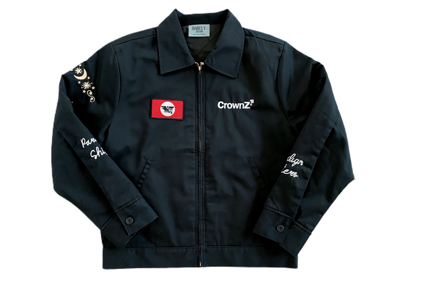 BARELY BROKE X 19KEYS LIMITED EDITION WORK JACKET