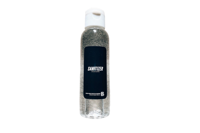 BARELY BROKE HAND SANITIZER ( 2 OZ )