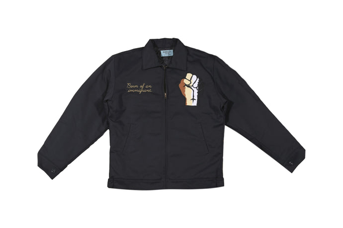 IMMIGRANT POWER WORK JACKET