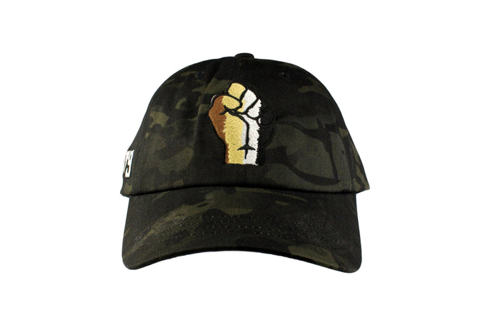 UNITY POWER CAMO HAT