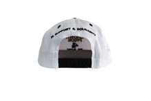 Brown Pride 4 Black Power Wht Snapback