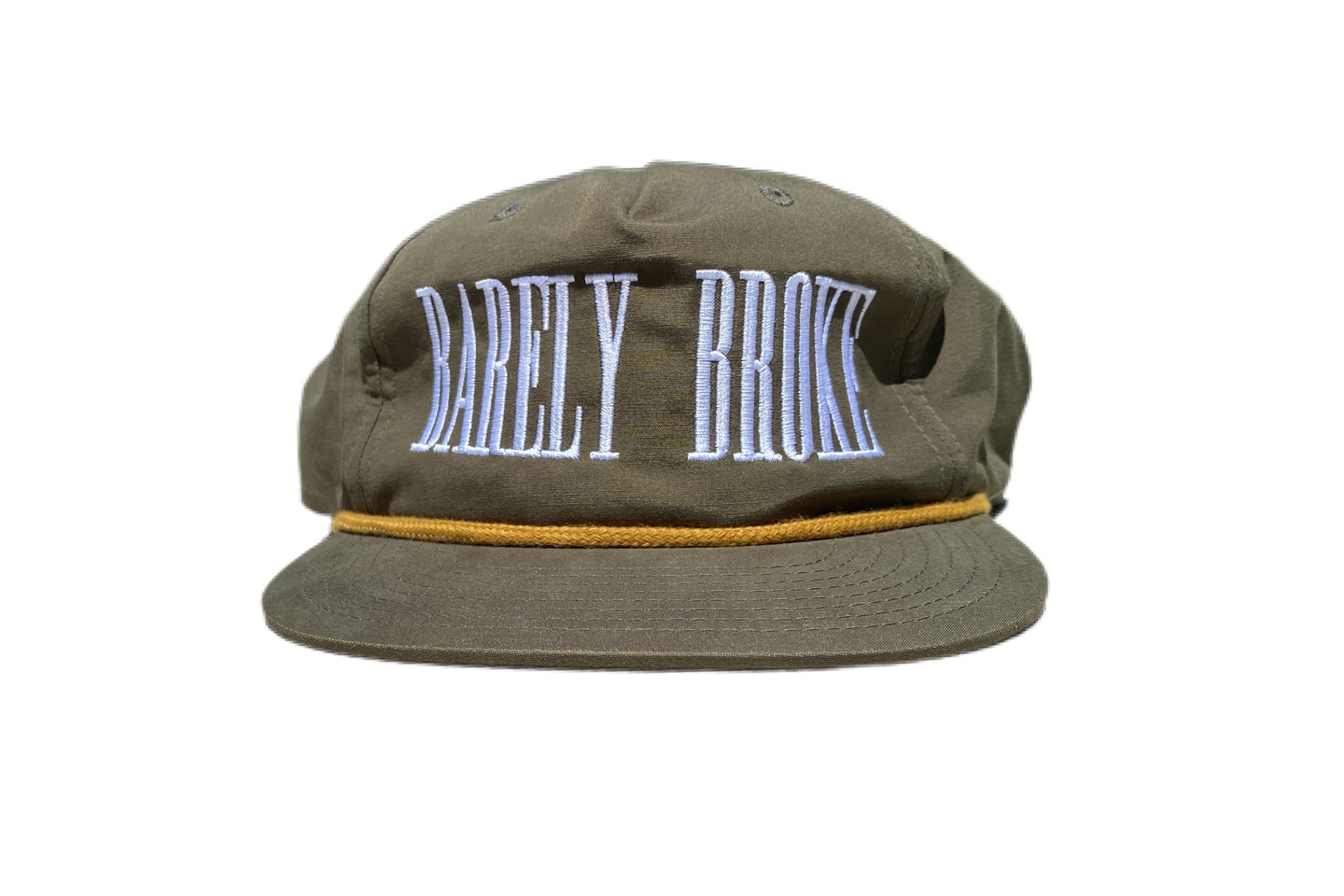 Barely Broke Nylon Hat