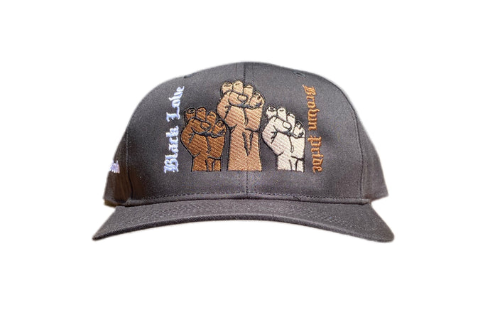 BLACK LOVE BROWN PRIDE HAT
