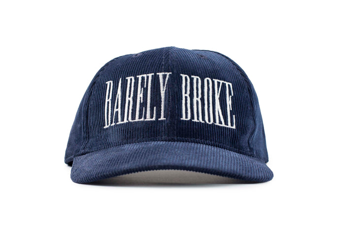 BARELY BROKE CORDUROY HAT