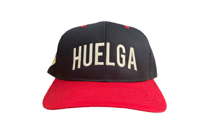 HUELGA NO GRAPES HAT