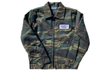 NATIVE TRIBE CAMO  WORK JACKET - LIMITED EDITION