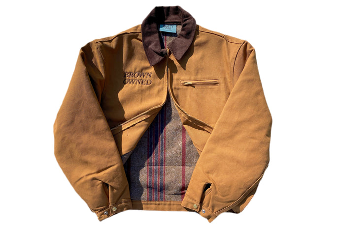 Brown-Owned Work Jacket