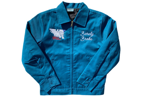 PANTHER FARMER BLUE WORK JACKET - LIMITED EDITION