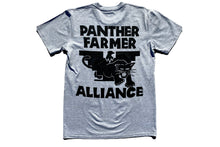 POWER TO THE PEOPLE GREY ALLIANCE T-SHIRT