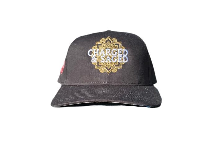 Charged And Saged Hat ( Palalma Collaboration )