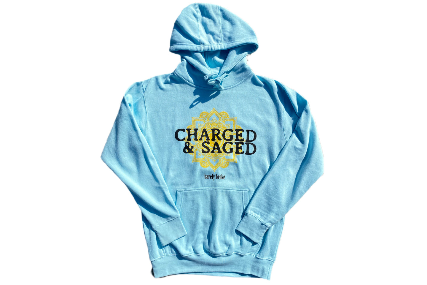 Charged & Saged Hoody ( Palalma Collaboration )