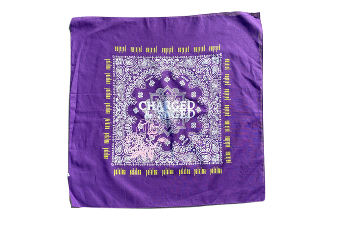 Charged And Saged Bandana Crown ( Palalma Collaboration )