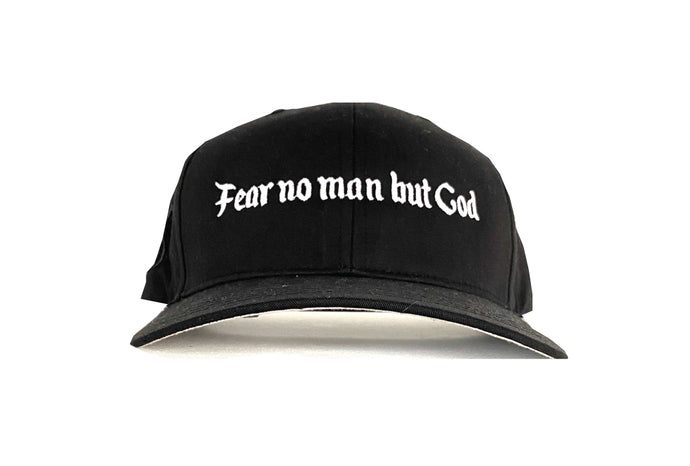 Fear No Man Snapback
