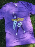 Minneapolis Miracle - Adult Unisex T-Shirt - Heather Purple - Pick & Shovel Wear