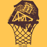 The Barn - Minnesota Basketball - Adult Unisex T-Shirt - Heather Gold - Pick & Shovel Wear