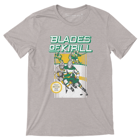 Blades of Kirill - Unisex T-Shirt - Multiple Colors