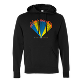 Bombas are Beautiful - Adult Pullover Hoodie - Pick & Shovel Wear