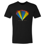 Bombas are Beautiful - Unisex T-Shirt - Heather Black - Pick & Shovel Wear