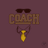 Coach - Minnesota Football - Unisex Premium T-Shirt - Pick & Shovel Wear